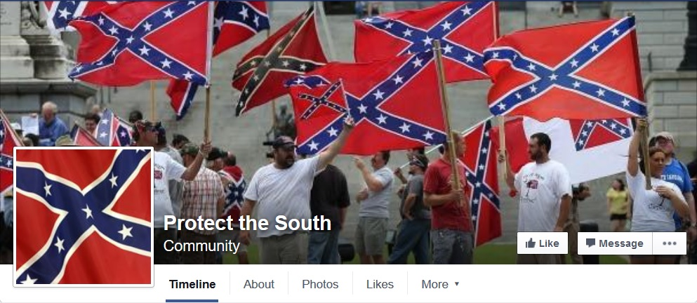 protect the south community FB