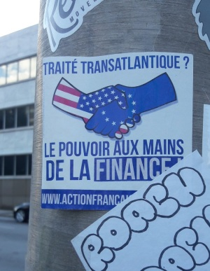 action francaise sticker GSU Sept 2016
