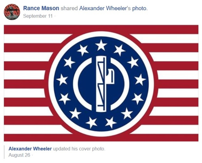 Rance Mason AKA William Fears PF flag